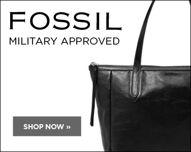 Fossil Military Approved bags