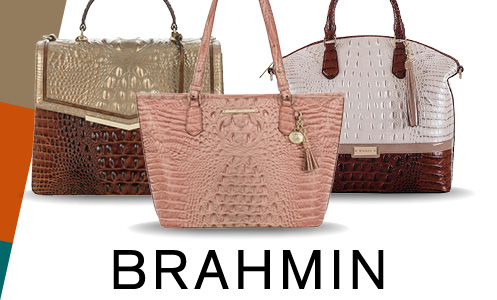New Handbags Colors from Brahmin