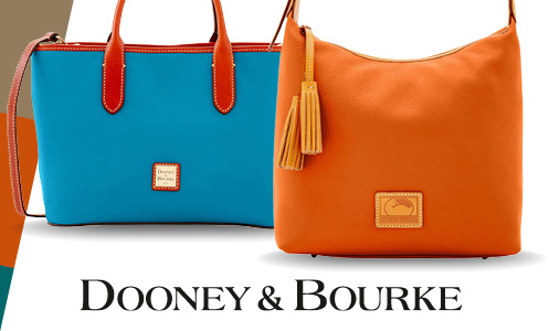 New Handbag Colors from Dooney and Bourke