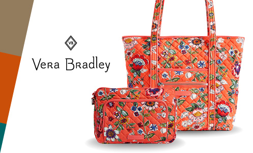 New Handbag Colors from Vera Bradley