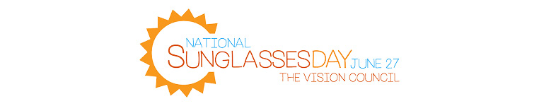 June 27 is National Sunglasses Day