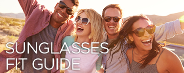 Check Out Our Sunglasses Fit Guide