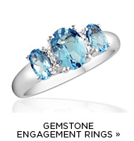 Shop Gemstone Engagement Rings