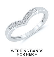 Shop Wedding Bands for Her