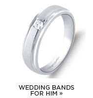 Shop Wedding Bands for Him