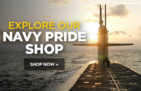 SHOP NAVY PRIDE