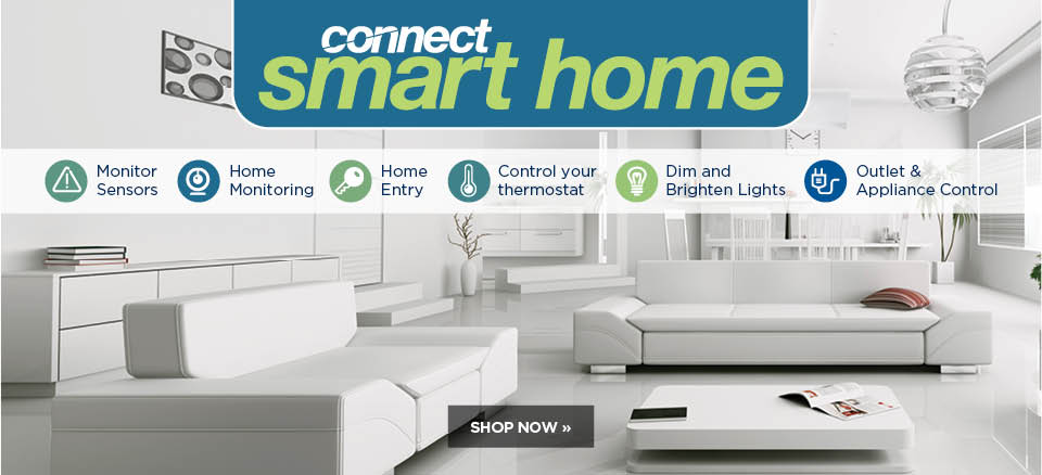 Connect with Smart home