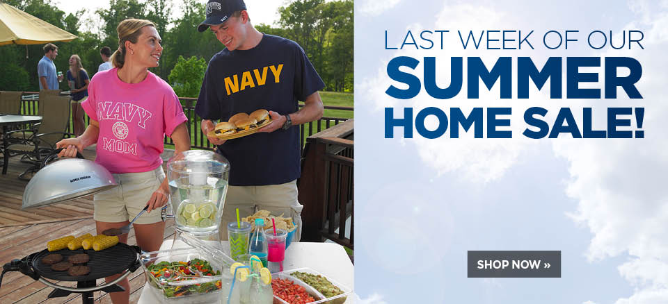 Last week of our summer home sale
