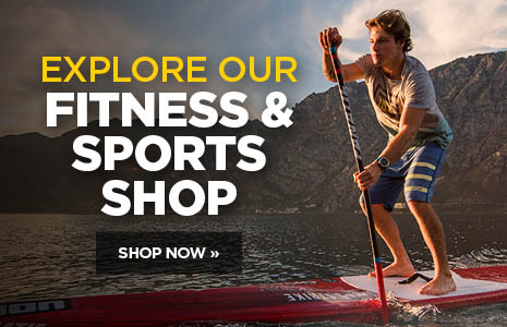 Explore our Sports and Fitness Shop