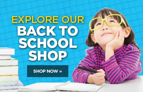 Explore our Back to School Shop