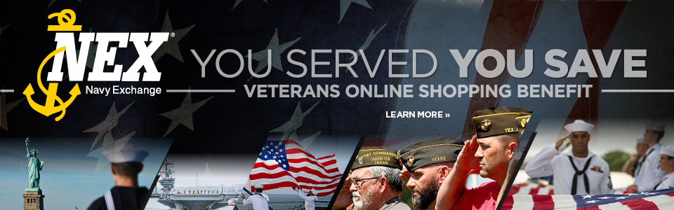 Veterans Online Shopping Benefit