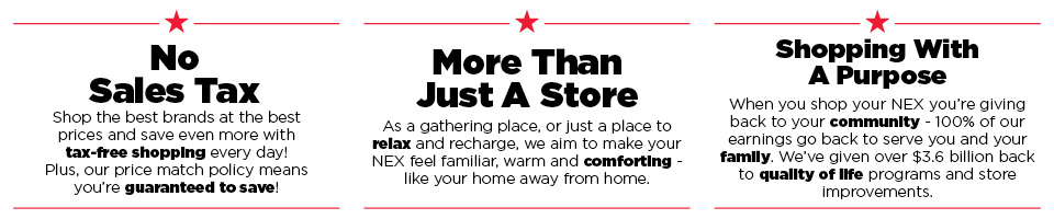 We're more than just a store