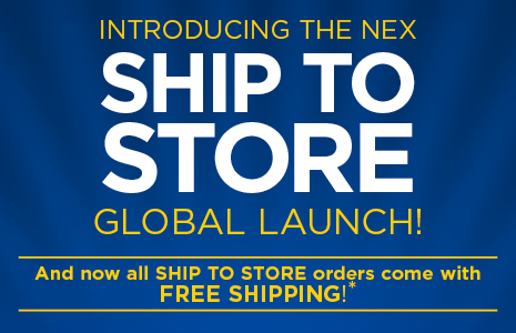 Introducing the global launch of NEXCOM's Ship to Store program