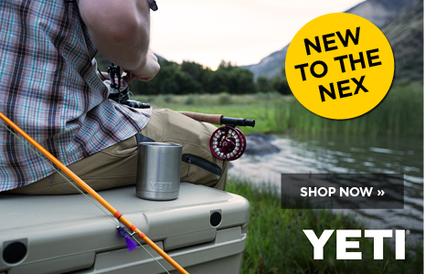 Shop Yeti coolers and accessories here