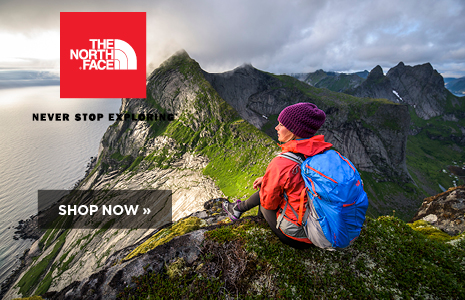 Shop The North Face and never stop exploring