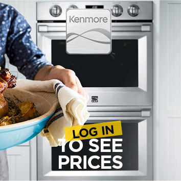 Log in to see pricing on Kenmore