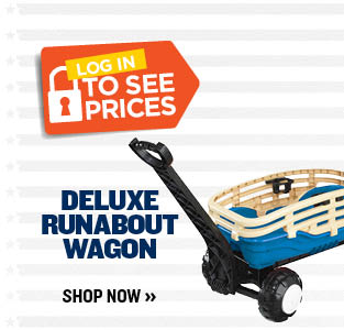 DELUXE RUNABOUT WAGON