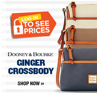 Dooney & Bourke Ginger Crossbody