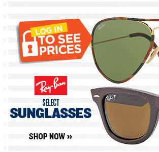 SELECT SUNGLASSES RAY-BAN & OAKLEY