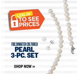 Freshwater Cultured Pearl 2-pc. Box Set