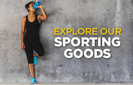 Explore Our Sporting Goods