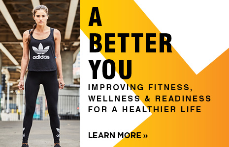 Explore our A Better You Shop