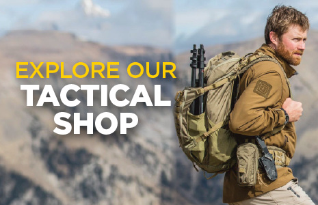 Explore our Tactical Shop