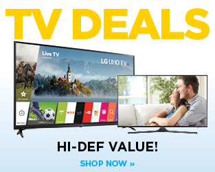 Hi-Def TV DEALS!