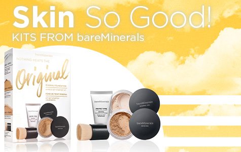 Kits from bareMinerals