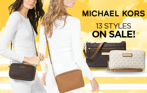 MICHAEL KORS - 13 STYLES ON SALE!
