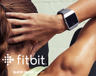 Get a watch that gives you more with Fitbit Ionic