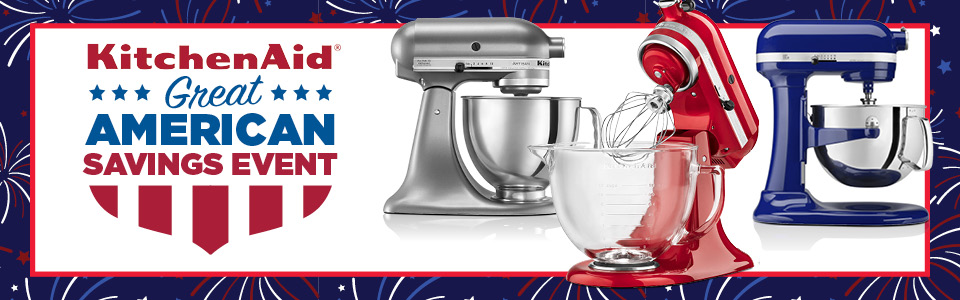 Kitchenaid Great American Savings Event