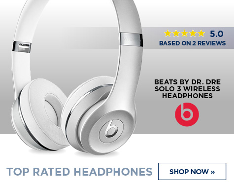 Shop Beats by Dre and Other Top Rated Headphones