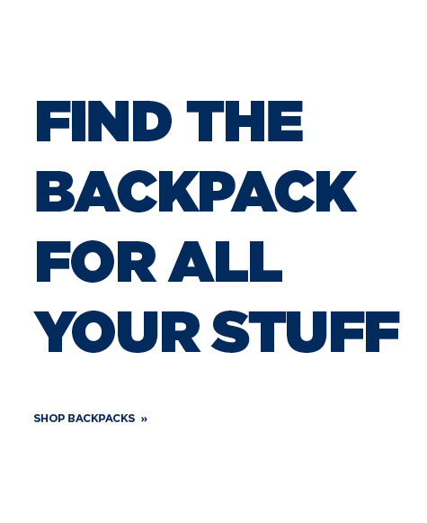 Fill Your Backpack