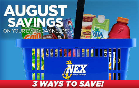 Check Out Our August Savings