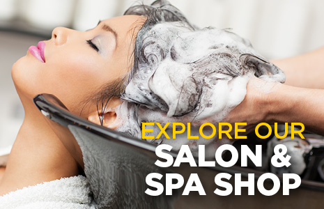 Explore Our Salons and Spas
