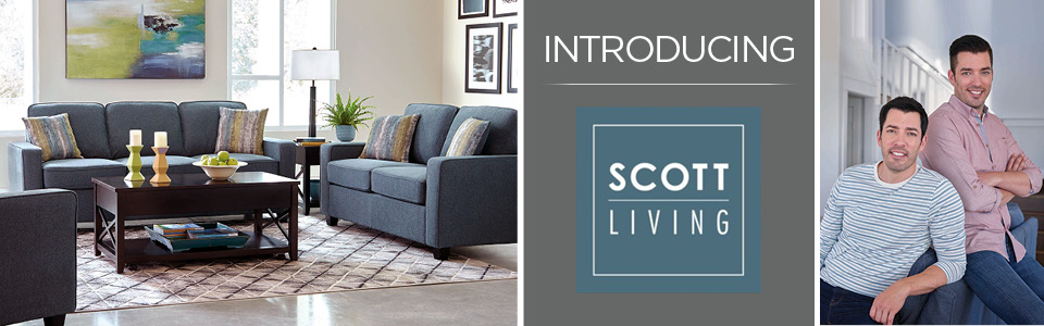Introducing Scott Living by Coaster Furniture