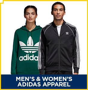 20% Off Men's & Ladies Adidas