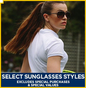 20% Off Select Sunglasses