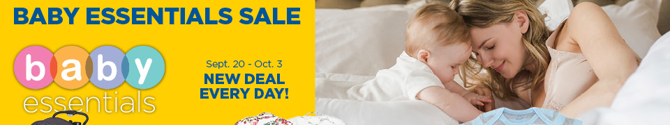 Baby Sale with 14 Days of Deals