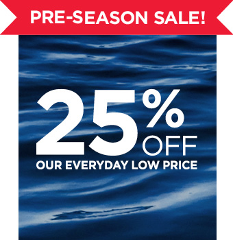 Pre-Season Fashion Sale