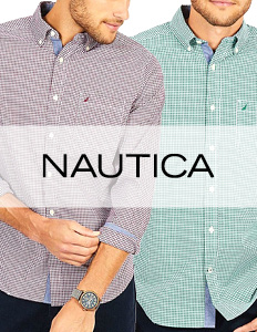 Nautica Stretch Sport Shirt