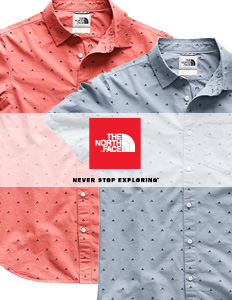 The North Face Bay Trail Shirt