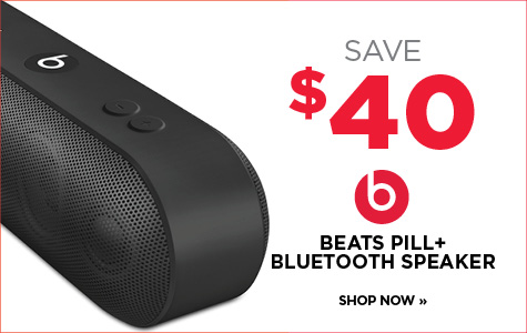 Save $40 on Beats Pill Portable Speaker