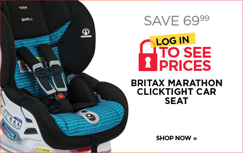 Save on Britax Marathon ClickTight Car Seat