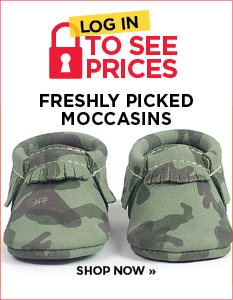 Freshly Picked Moccasins on sale