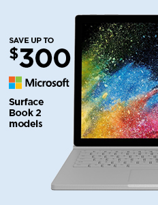 Save up to $300 Microsoft Book 2 Models