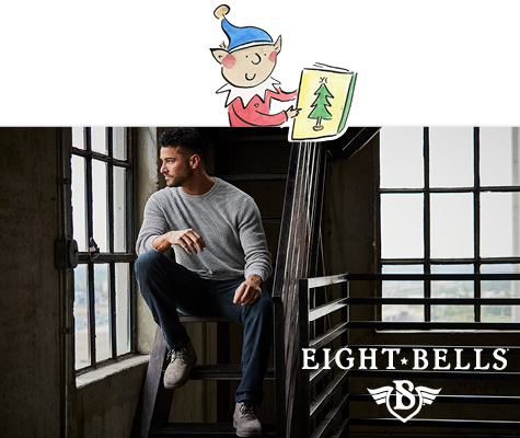 Shop Eight Bells Men's Apparel