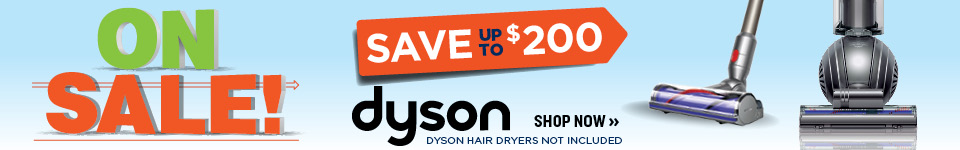 ALL DYSON ON SALE