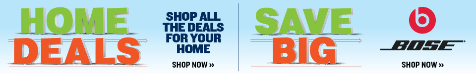 SHOP ALL HOME DEALS